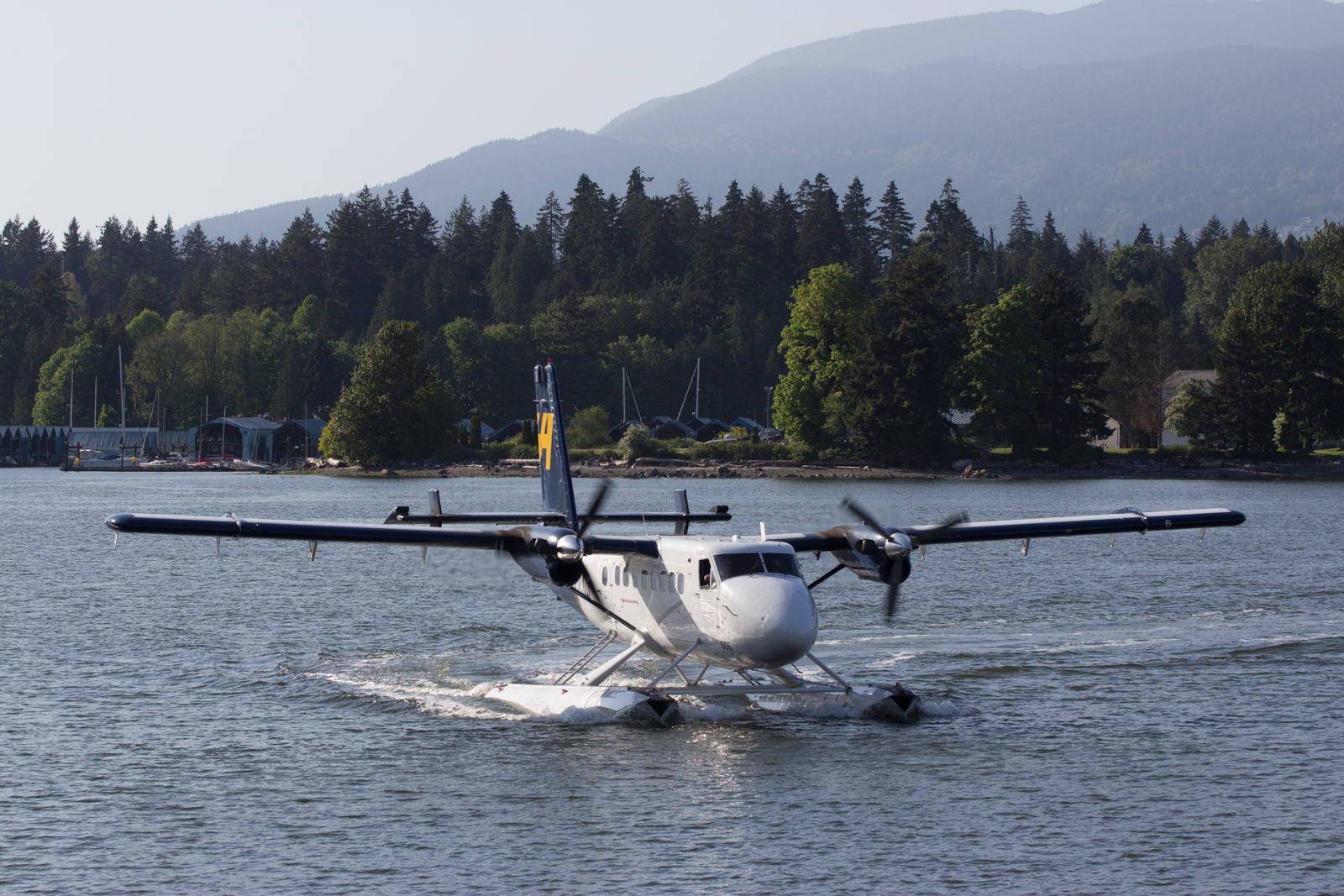 harbour air dehavilland twin otter