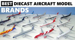 Best Brands for Diecast Aircraft Models in 2018 - Complete Guide