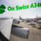Suprise business class upgrade on Swiss ATH – ZRH