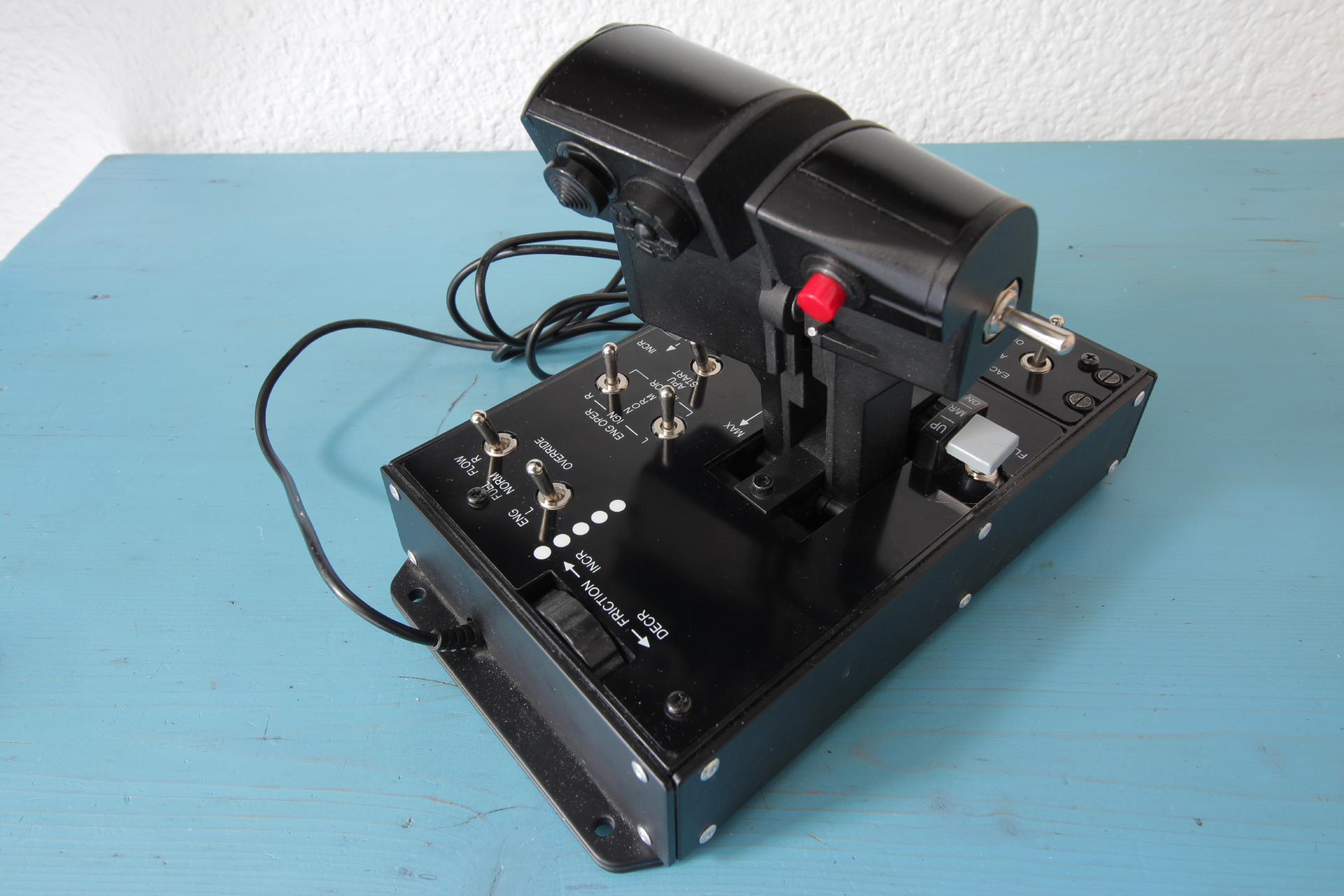 Complete Guide for Joysticks, Throttles and Rudder Pedals for Flight