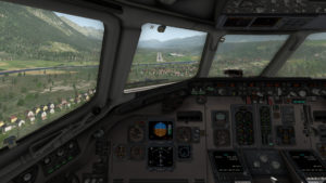 x-plane 11 screenshot cockpit